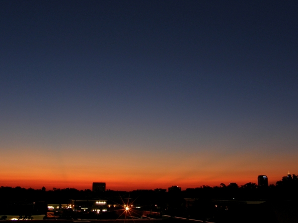 Raleigh Sunrise 20081019