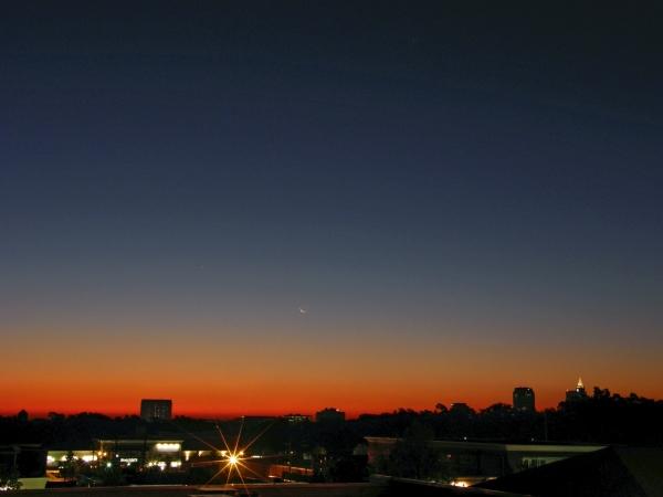 Raleigh Sunrise 20081027