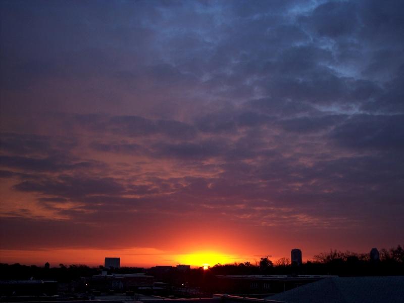 Raleigh Sunrise 20060129