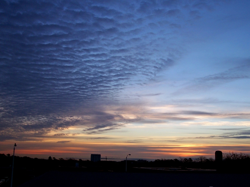 Raleigh Sunrise 20050107