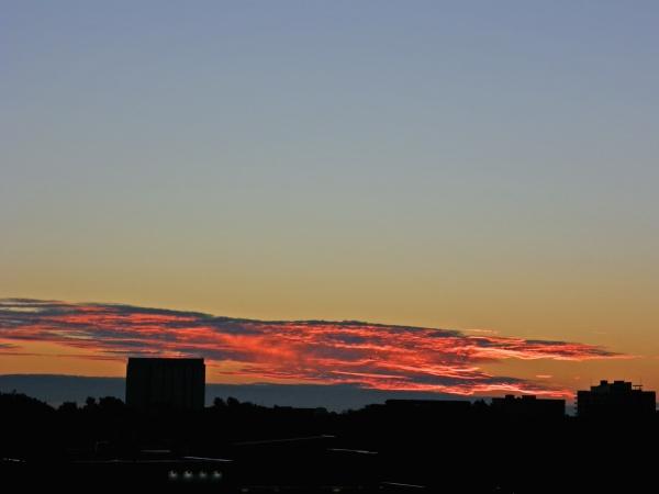 Raleigh Sunrise 20081106