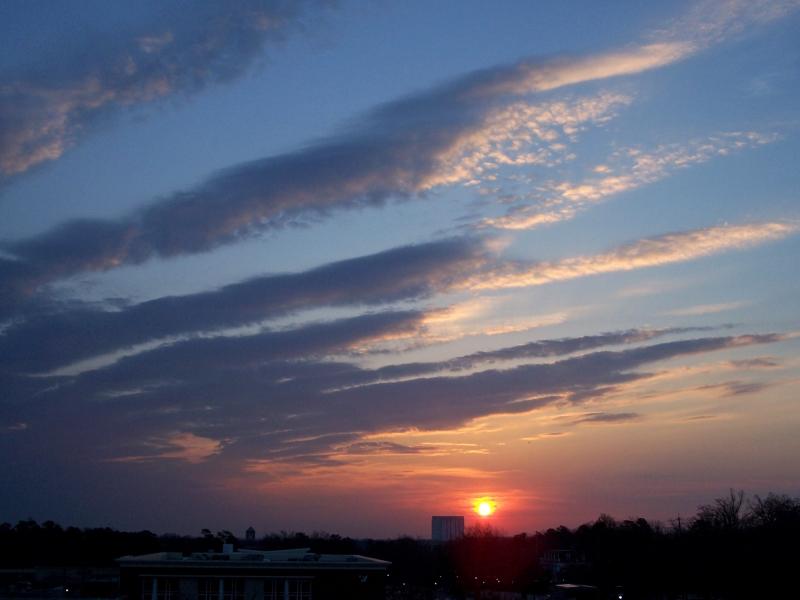 Raleigh Sunrise 20060301
