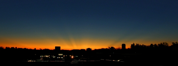 Raleigh Sunrise 20081116