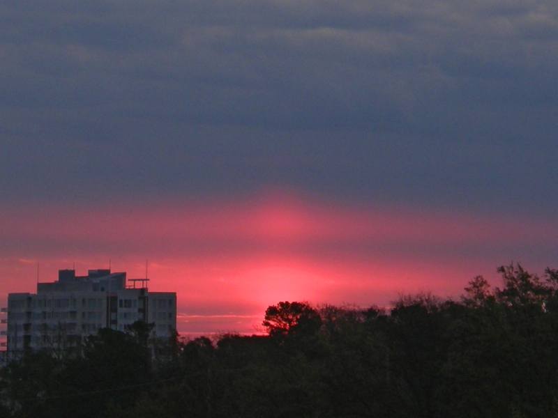 Raleigh Sunrise 20081118