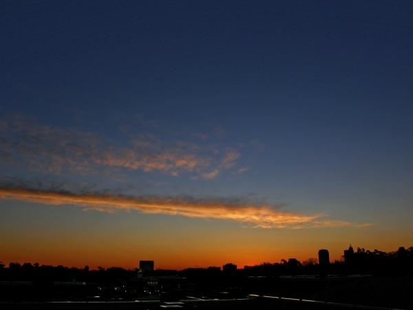 Raleigh Sunrise 20081119