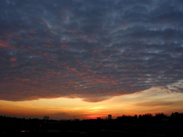 Raleigh Sunrise 20071208