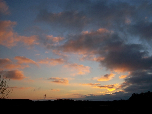 Cary Sunrise 20070106
