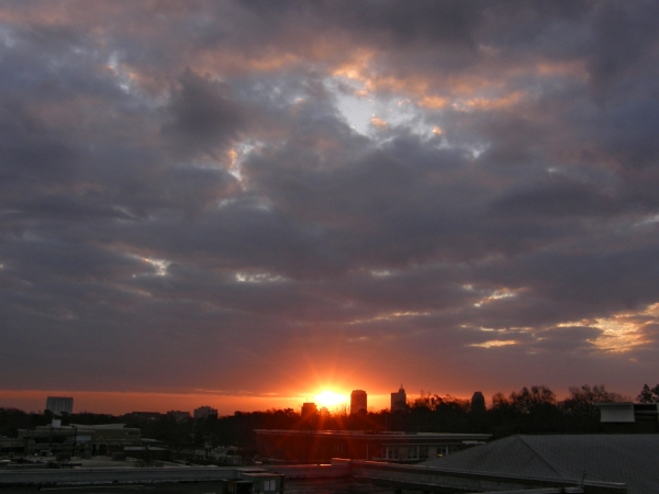 Raleigh Sunrise 20081215