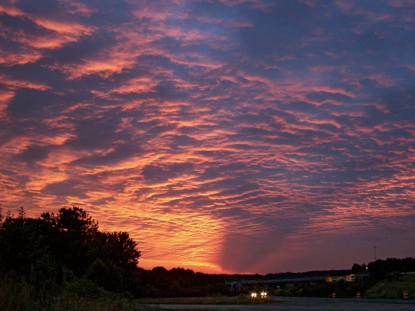 Cary Sunrise 20050530