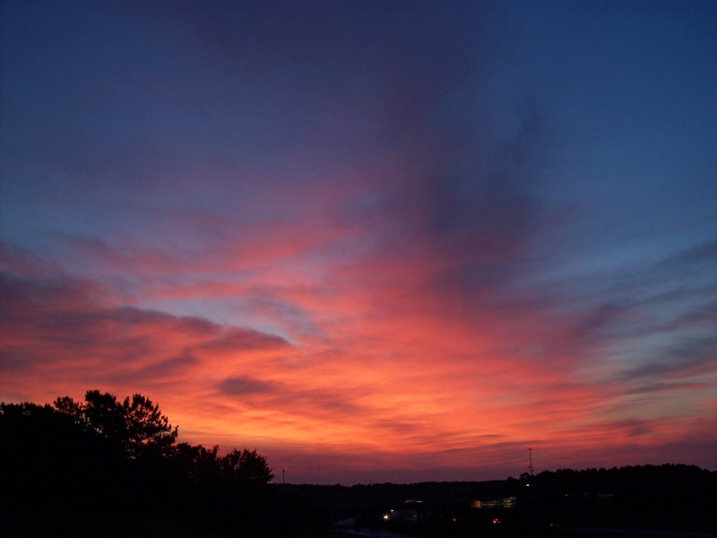 Cary Sunrise 20060522
