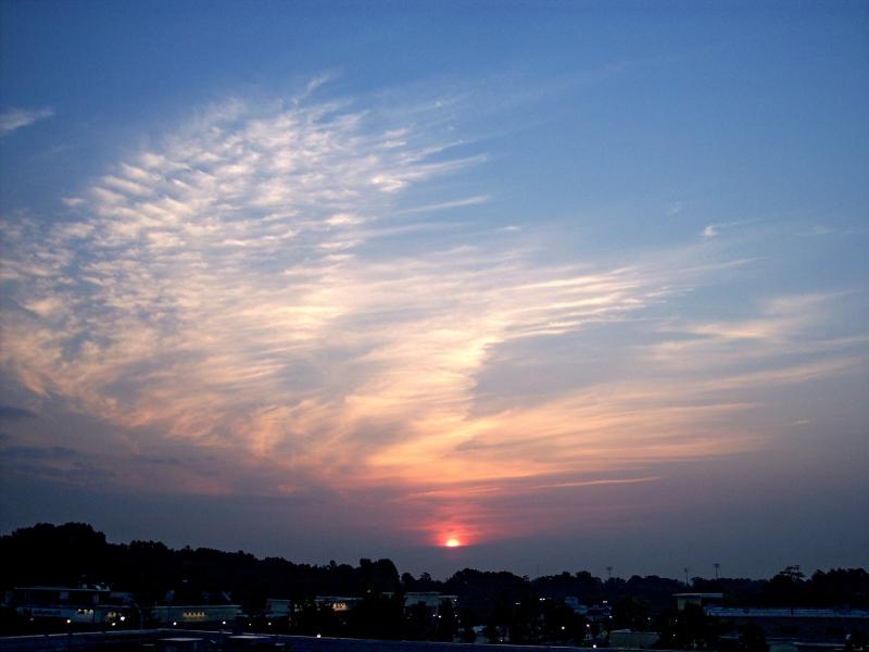 Raleigh Sunrise 20050624
