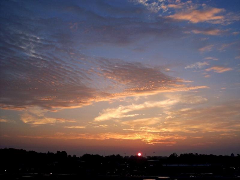 Raleigh Sunrise 20050818