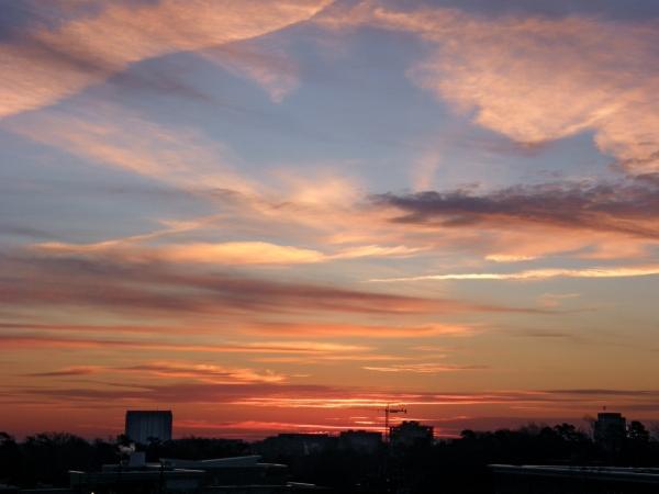 Raleigh Sunrise 20080203