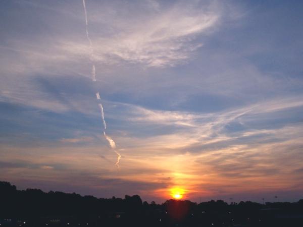 Raleigh Sunrise 20070528