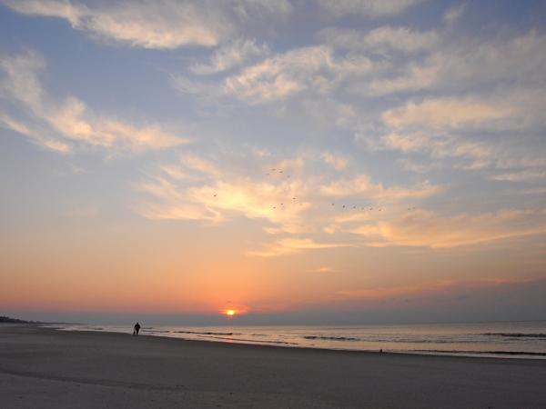 Atlantic Beach Sunrise 20090215