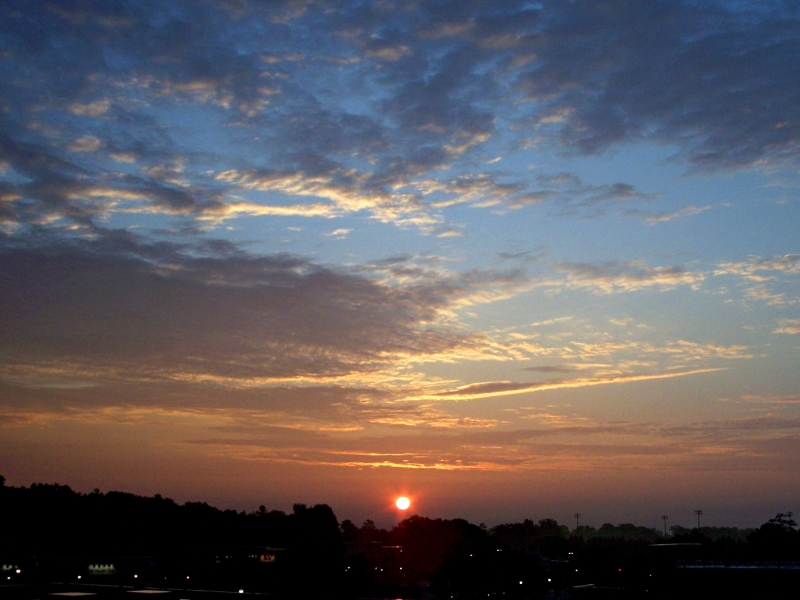 Raleigh Sunrise 20050608