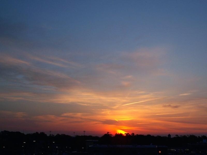 Raleigh Sunrise 20070331