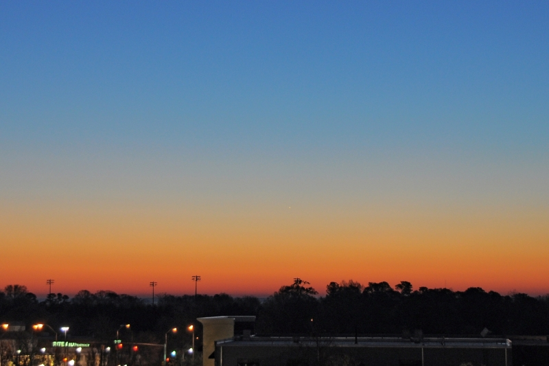Raleigh Sunrise 20090331
