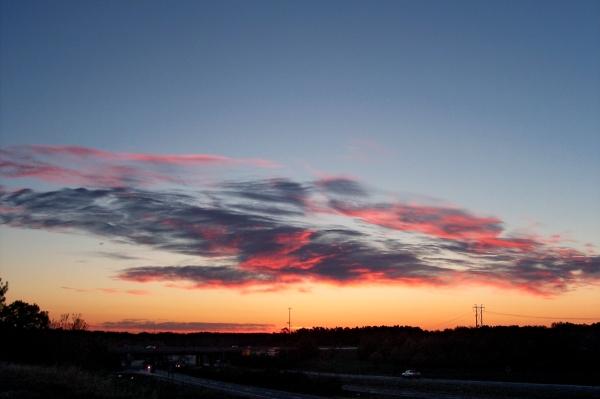 Cary Sunrise 20050403
