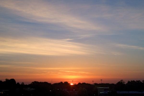 Raleigh Sunrise 20060430