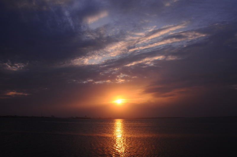 Morehead City Sunrise 20090411