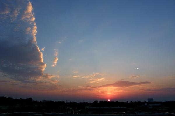 Raleigh Sunrise 20080328