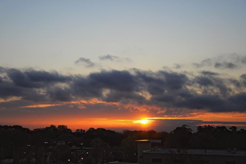 Raleigh Sunrise 20090416