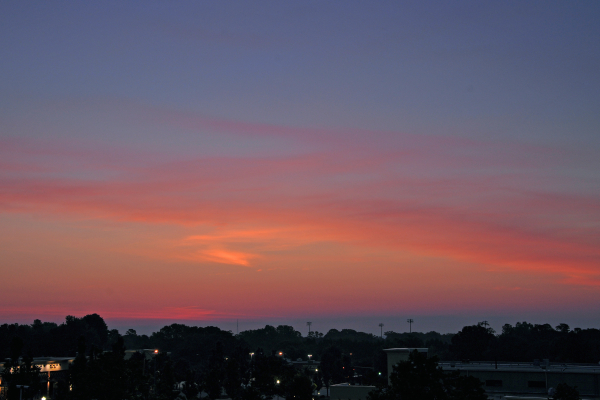 Raleigh Sunrise 20090513
