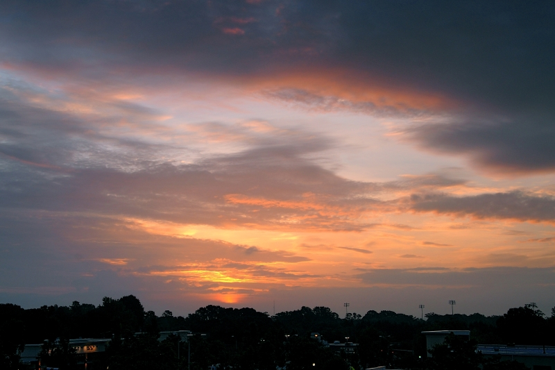 Raleigh Sunrise 20090524