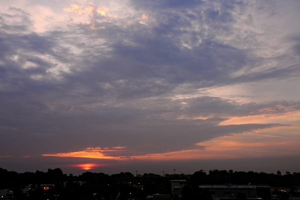 Raleigh Sunrise 20090529