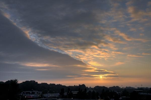 Raleigh Sunrise 20090607