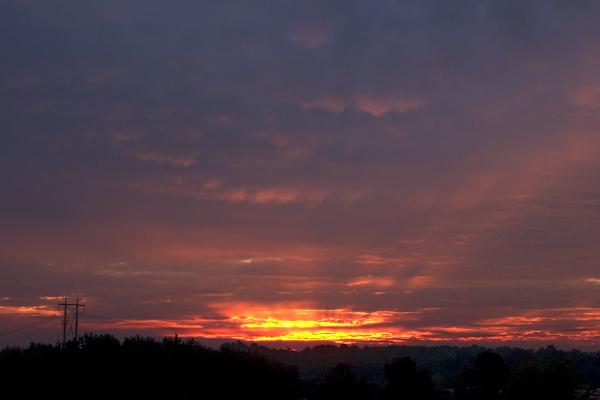 Cary Sunrise 20061022