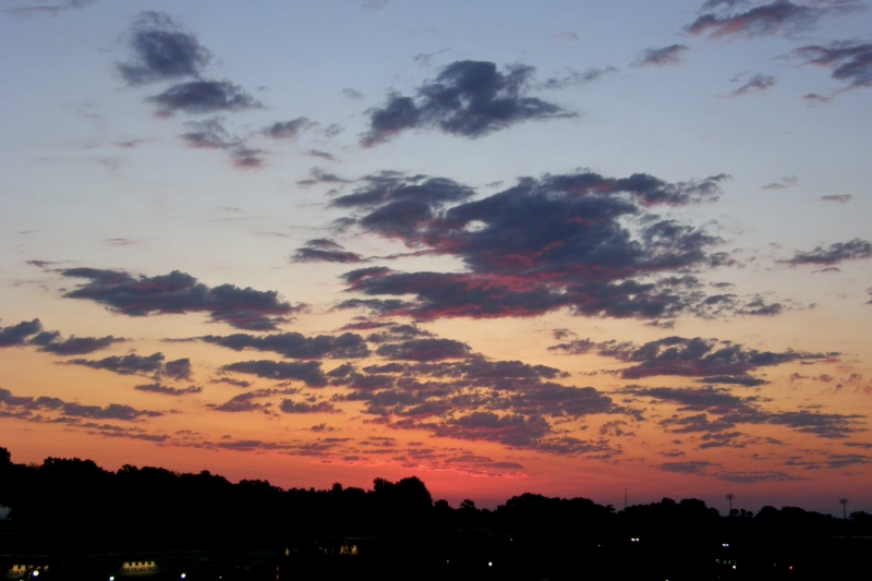 Raleigh Sunrise 20080618