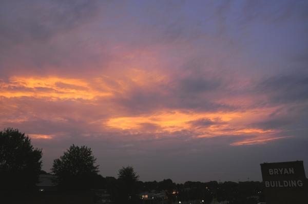 Raleigh Sunrise 20090705