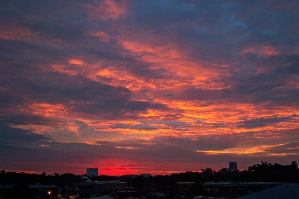 Raleigh Sunrise 20061027