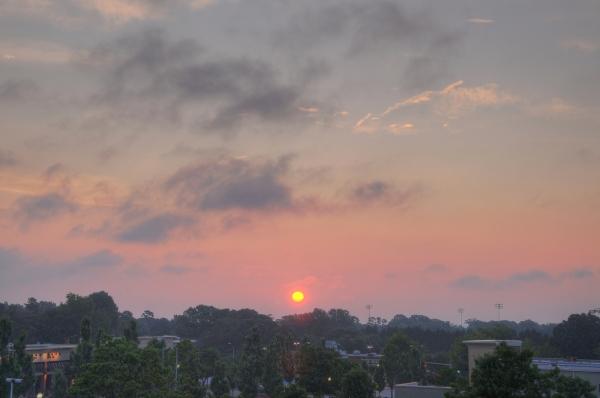 Raleigh Sunrise 20090730