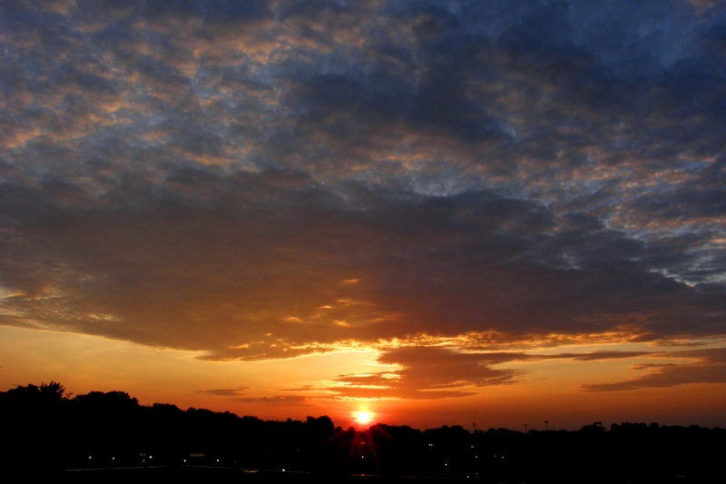 Raleigh Sunrise 20080628