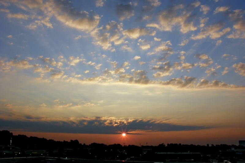 Raleigh Sunrise 20080804