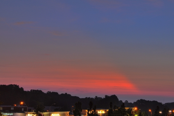 Raleigh Sunrise 20080916