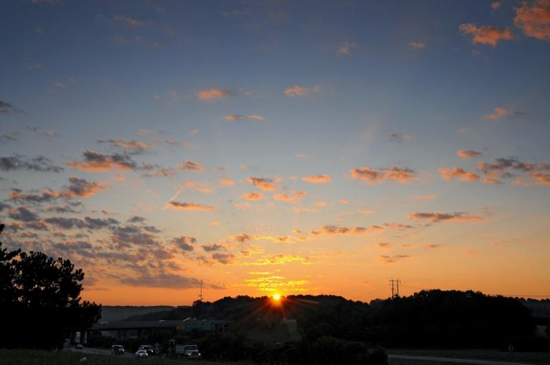 Cary Sunrise 20090914