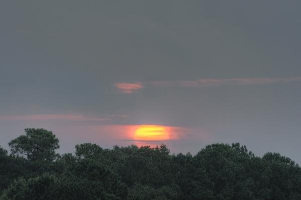 Raleigh Sunrise 20090918