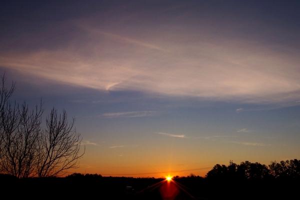 Cary Sunrise 20061228