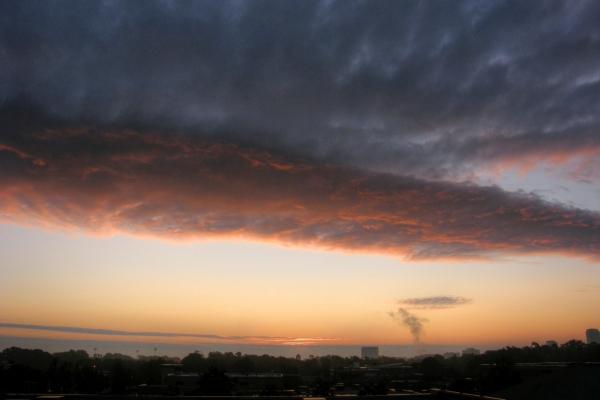 Raleigh Sunrise 20080927