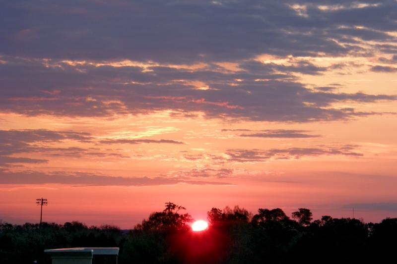 Raleigh Sunrise 20080403