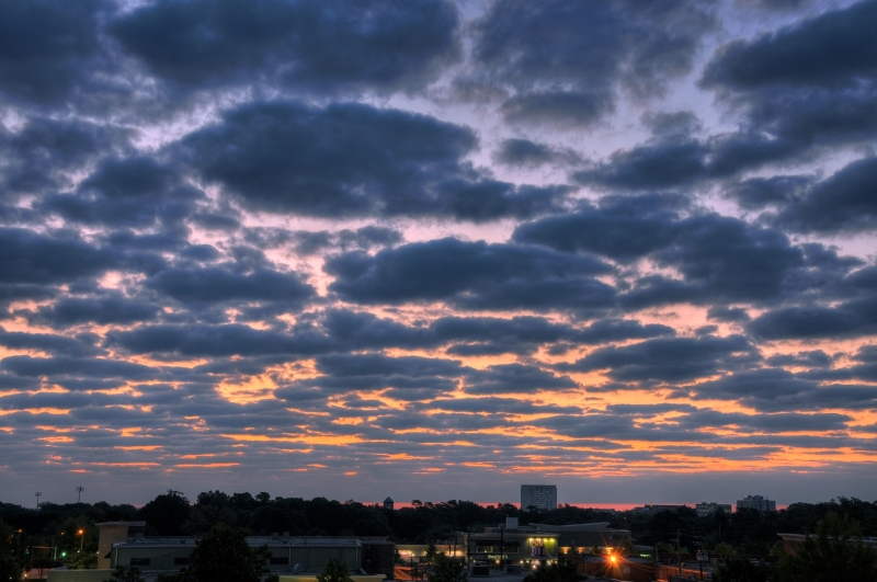 Raleigh Sunrise 20091001