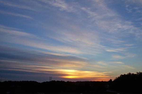 Cary Sunrise 20061016