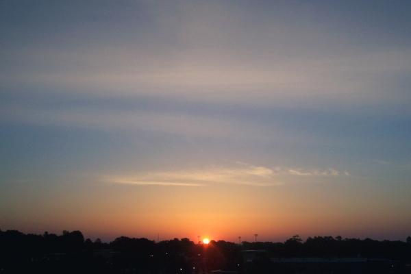 Raleigh Sunrise 20060429