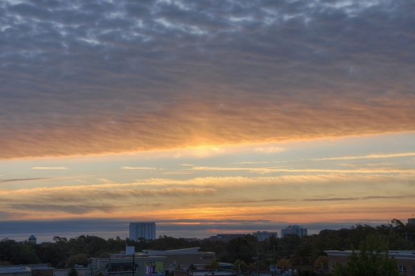 Raleigh Sunrise 20091025