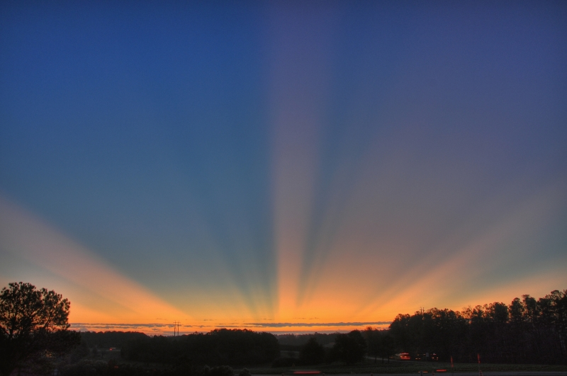 Cary Sunrise 20091120
