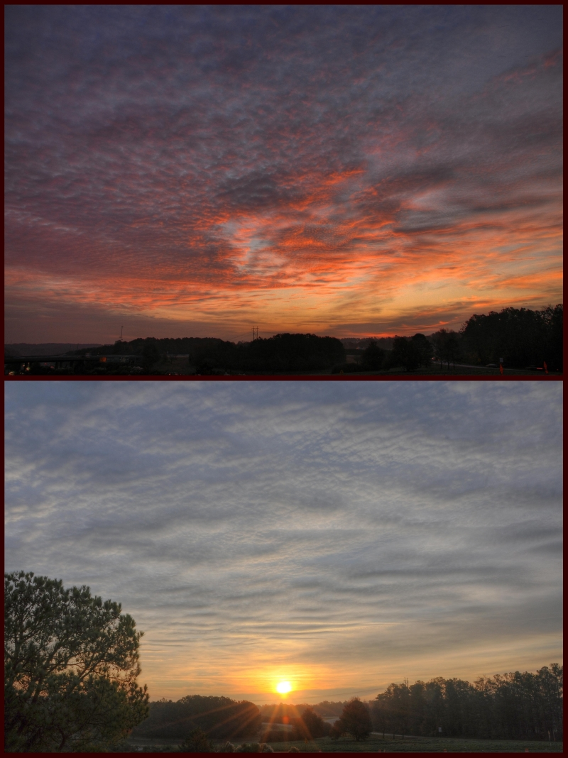 Cary Sunrise 20091121